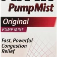 Afrin 12 Hour Pump Mist, Original, 0.5 Ounce (15 ml)