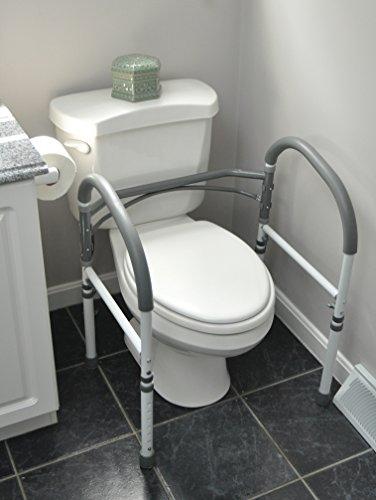 carex health brands bathroom safety rail 0 2