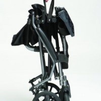 Drive-Medical-Travelite-Transport-Wheelchair-Chair-in-a-Bag-Black-0-0