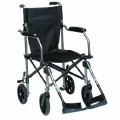 Drive-Medical-Travelite-Transport-Wheelchair-Chair-in-a-Bag-Black-0