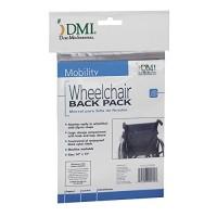 Duro-Med-Wheel-Chair-Back-Pack-Black-0-2
