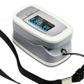 Easy-at-Home-EBP-017-Handheld-Portable-Digital-Blood-Oxygen-and-Pulse-Sendor-Oximeter-Bundle-with-Carry-Case-and-NeckWrist-Cord-0