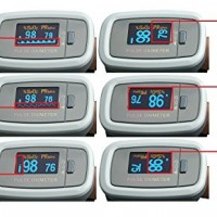 Easy-at-Home-EBP-017-Handheld-Portable-Digital-Blood-Oxygen-and-Pulse-Sendor-Oximeter-Bundle-with-Carry-Case-and-NeckWrist-Cord-0-2