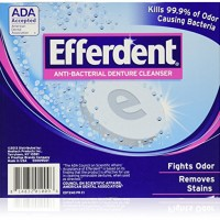 Efferdent Denture Cleanser – 240 Tablets