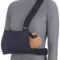 Health-Grade Deluxe Shoulder Immobilizer