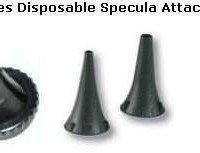 NEW-RA-Bock-32V-OTOSCOPE-SET-includes-DISPOSABLE-SPECULA-ADAPTOR-and-3-sizes-of-reuseable-specula-plus-Zippered-Leathette-Case-0-0