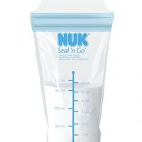 NUK Seal N Go Breast Milk Bags