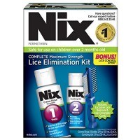 Nix Complete Treatment System First Aid Product, 9 Ounce