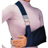 Procare Shoulder Immobilizer with Foam Straps Arm Sling