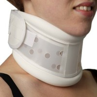 Rigid Plastic Cervical Collar