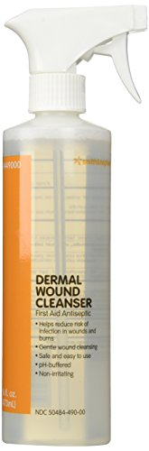Smith and Nephew Dermal Wound Cleanser – 16 oz Spray Bottle