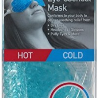 TheraPearl Eye-ssential Mask  – Reusable Hot Cold Therapy Mask