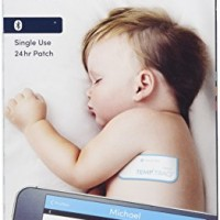 TempTraq Smart Thermometer – 24 Hour Wearable Temperature Tracker with Mobile Alerts