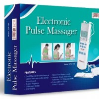 Tens Unit Handheld Electronic Pulse Massager – Excellent Muscle Stimulator for Electrotherapy Pain Management