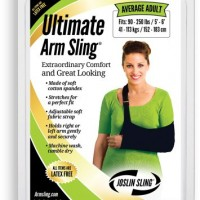 Ultimate Arm Sling® – Average Adult, black