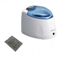 iSonic F3900 Ultrasonic Cleaner for Dentures, Retainers, and Mouth Guards