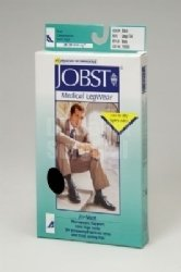 Jobst For Men Knee-Hi Socks, Extra-Large Full Calf – in your choice of colors
