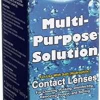 Clear Conscience Multi Purpose Contact Lens Solution – 12 oz
