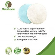 Organic-Bamboo-Nursing-Pads-10-Pack-With-Laundry-Bag-Reusable-Ultra-Absorbent-Super-Soft-Irritation-Free-Washable-Breastfeeding-Pads-for-Mothers-0-0