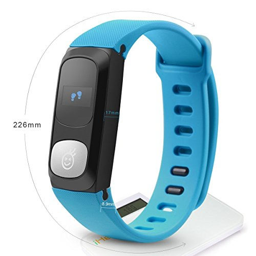 HeHa-Waterproof-Bluetooth-Health-Fitness-Watch-with-Heart-Rate-Monitor-for-iPhone-with-Fitness-Sleep-Tracker-and-Calorie-Counter-0-1