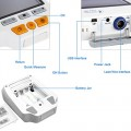 Heal-Force-180D-Color-Portable-ECG-Monitor-With-ECG-lead-cables-And-50pcs-ECG-electrodes-0-2