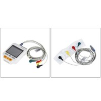 Heal-Force-180D-Color-Portable-ECG-Monitor-With-ECG-lead-cables-And-50pcs-ECG-electrodes-0-3