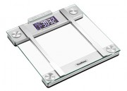 VonHaus-Body-Fat-Scale-BMI-Weight-Scale-with-Body-Composition-Analyser-Hydration-Monitor-400lb-Weight-Capacity-SilverGlass-Bathroom-Weight-Scales-0-3